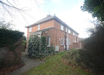 Thumbnail 2 bed flat to rent in Nasmith Road, Norwich