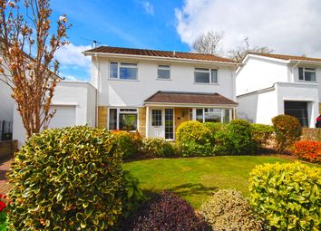 Thumbnail 4 bed detached house for sale in Millrace Close, Lisvane, Cardiff