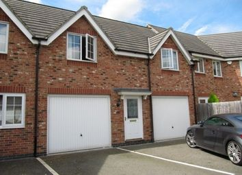 Thumbnail 2 bed property to rent in Hickling Close, Rothley, Leicester