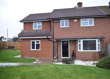 Thumbnail 4 bed semi-detached house for sale in Stonny Croft, Ashtead