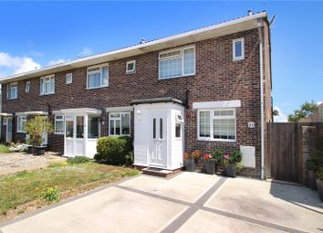 Thumbnail 3 bed end terrace house for sale in Priory Road, Rustington, Littlehampton