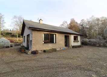Thumbnail 2 bed detached bungalow for sale in Roe Buck, Balnain, Glenurquhart