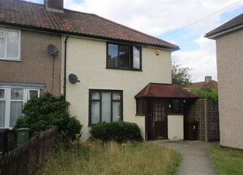Thumbnail 3 bed end terrace house for sale in Nuneaton Road, Dagenham, Essex