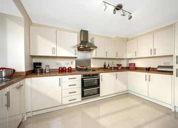 "Thumbnail 4 bed terraced house for sale in ""Hythe"" at Broughton Crossing, Broughton, Aylesbury"