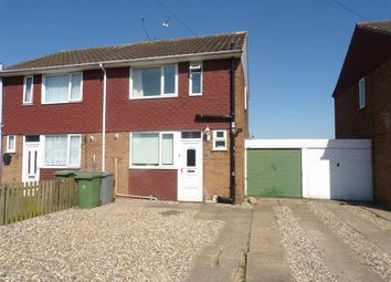 Thumbnail 3 bed end terrace house for sale in Hellesdon, Norwich