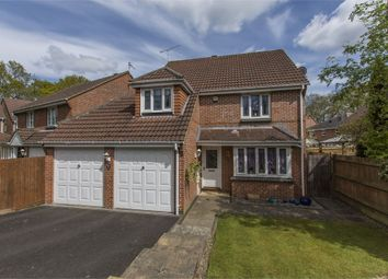 Thumbnail 4 bed detached house for sale in Huntingdon Gardens, Horton Heath, Eastleigh, Hampshire