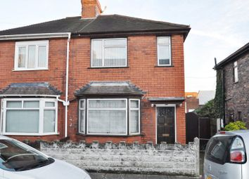 Thumbnail 2 bed semi-detached house for sale in Fielding Street, Stoke, Stoke-On-Trent