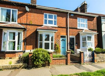 Thumbnail 3 bedroom terraced house for sale in Sigismund Road, Off Trafford Road, Norwich
