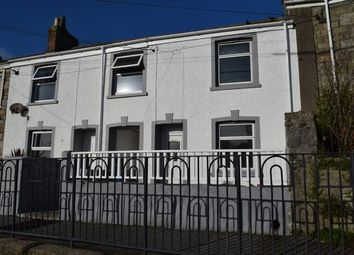 Thumbnail 1 bed terraced house for sale in Vogue Terrace, St. Day, Redruth