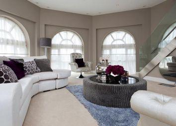 Thumbnail 3 bed flat to rent in Princess Park Manor, Royal Drive, New Southgate