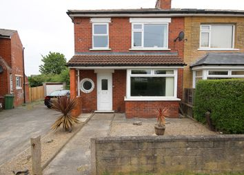 Thumbnail 3 bed semi-detached house for sale in The Crescent, Halton, Leeds