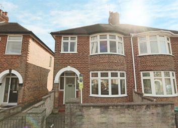 Thumbnail 3 bed semi-detached house for sale in Edwin Street, Daybrook, Nottingham