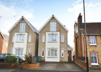 Thumbnail 4 bed detached house for sale in Newport Road, Cowes