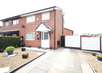 Thumbnail 2 bedroom semi-detached house for sale in Florence Street, Daisyfield, Blackburn, Lancashire