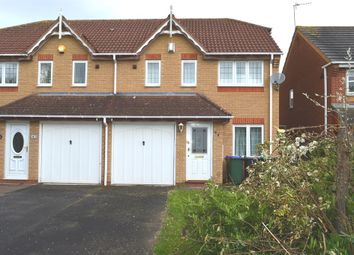 Thumbnail 3 bed semi-detached house for sale in David Peacock Close, Tipton