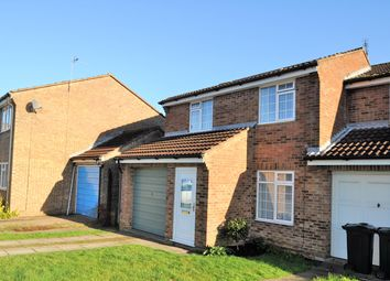 Thumbnail 3 bed semi-detached house to rent in Nutley Close, Ashford, Kent