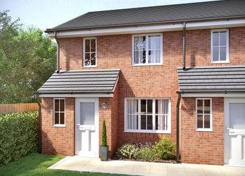 Thumbnail 3 bedroom end terrace house for sale in Neelands Grove, Portsmouth