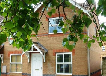 Thumbnail 2 bedroom town house to rent in Bluebell Close, Scunthorpe
