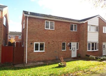 Thumbnail 3 bed semi-detached house for sale in Falcon Crescent, Flitwick, Beds, Bedfordshire