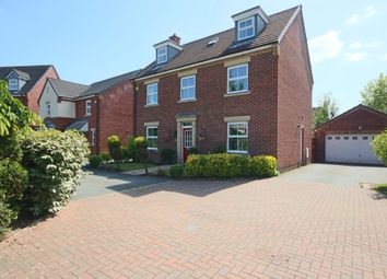 Thumbnail 5 bed detached house for sale in Regiment Drive, Buckshaw Village, Chorley