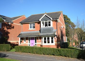 Thumbnail 4 bed detached house for sale in Etonhurst Close, Exeter