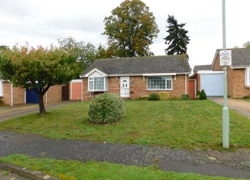 Thumbnail 3 bed detached bungalow for sale in West View, Stowmarket
