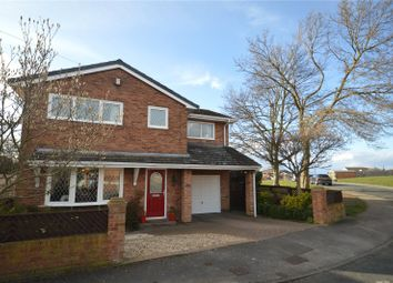 Thumbnail 4 bed detached house for sale in Lanark Rise, Crofton, Wakefield, West Yorkshire