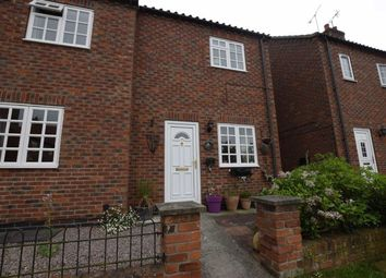 Thumbnail 2 bed property for sale in The Old Courtyard, Marton, Gainsborough
