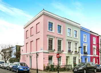 Thumbnail 4 bed end terrace house for sale in Falkland Road, London