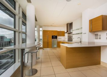 Thumbnail 3 bedroom flat to rent in Battersea Reach, Wandsworth