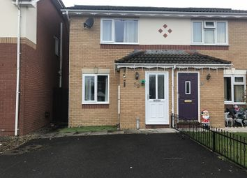 Thumbnail 2 bed end terrace house to rent in Parc-Tyn-Y-Waun, Llangynwyd, Maesteg, Bridgend.