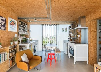 Thumbnail 1 bed flat for sale in The Water Tank, Keeling House, Claredale Street, London