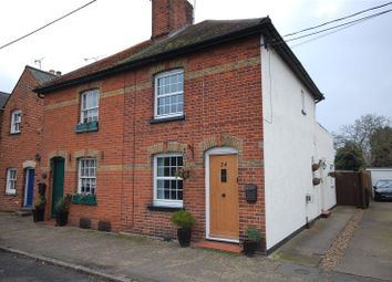 Thumbnail 2 bed end terrace house for sale in South Street, Tillingham, Southminster, Essex