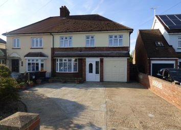 Thumbnail 4 bed semi-detached house for sale in Kempston Rural, Beds