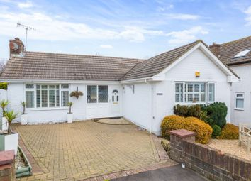 Thumbnail 2 bed detached bungalow for sale in Westway Gardens, Brighton