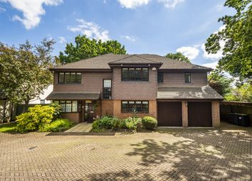 Thumbnail 5 bed detached house to rent in Coombe Lane West, Coombe, Kingston Upon Thames