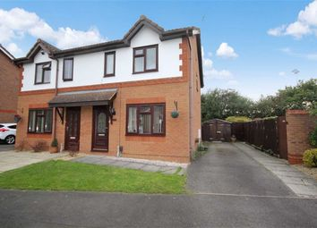 Thumbnail 3 bed semi-detached house for sale in Bullfinch Close, Covingham, Wiltshire