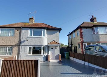 Thumbnail 2 bedroom semi-detached house for sale in Forest Avenue, Mansfield