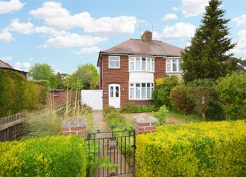 Thumbnail 3 bed semi-detached house for sale in London Road, Raunds, Wellingborough, Northamptonshire
