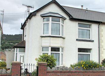 Thumbnail 3 bed semi-detached house for sale in Crymlyn Road, Skewen, Neath, West Glamorgan