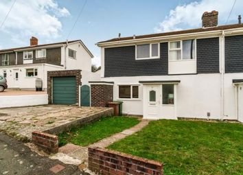 Thumbnail 3 bed semi-detached house for sale in Elburton, Plymstock, Plymouth