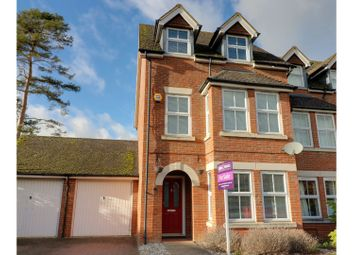 Thumbnail 3 bed end terrace house for sale in Terrett Avenue, Oxford