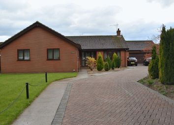 Thumbnail 4 bed detached bungalow for sale in Town Hill Drive, Broughton, Brigg