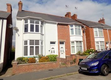 Thumbnail 3 bed semi-detached house for sale in Danby Terrace, Exmouth, Devon