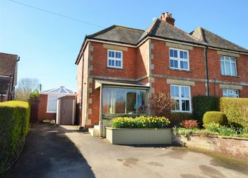 Thumbnail 3 bed semi-detached house for sale in Sackmore Lane, Marnhull, Sturminster Newton