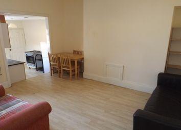 Thumbnail 5 bed maisonette to rent in Tavistock Road, West Jesmond, Newcastle Upon Tyne