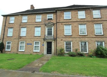 Thumbnail 3 bed flat for sale in Manor Court, Enfield