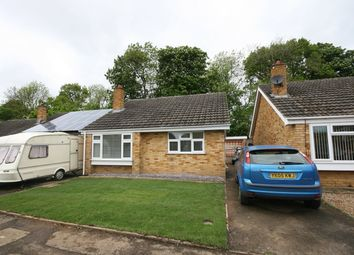 Thumbnail 2 bed detached bungalow to rent in Obelisk Rise, Kingsthorpe, Northampton