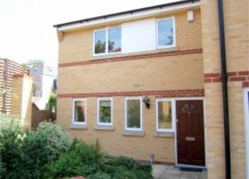 Thumbnail 3 bed mews house to rent in Speechly Mews, Alvington Crescent, Hackney
