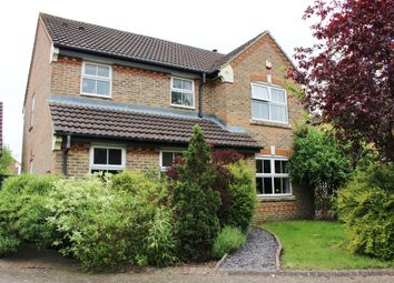 Thumbnail 4 bed detached house to rent in Monet Close, Swindon